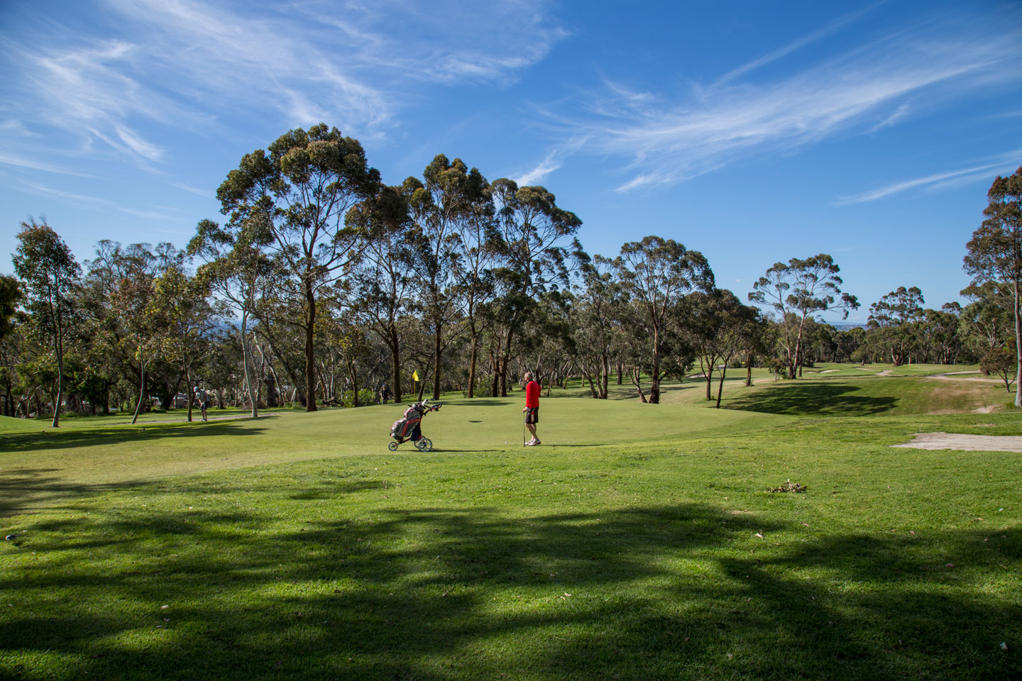 Easter golf on the Mornington Peninsula