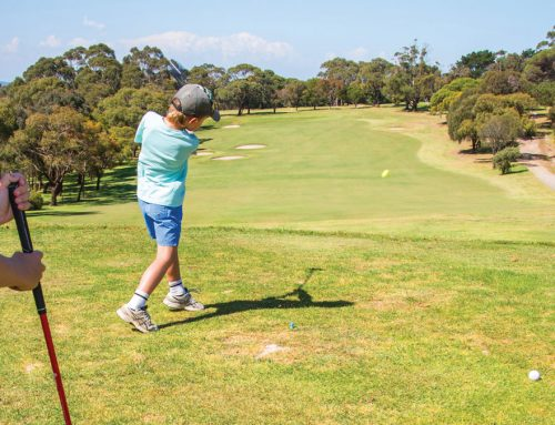 Junior Golf – Kids My Golf Program