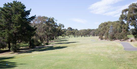 Mt Martha Public Golf Course - Hole 15
