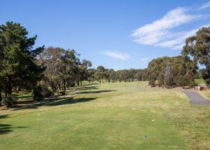 Mt Martha Public Golf Course - Hole 18