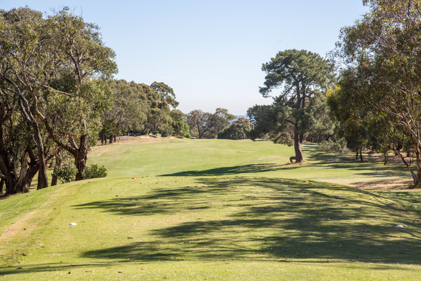 Mt Martha Public Golf Course - Hole 17