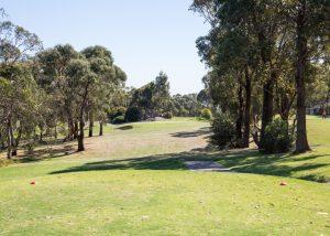 Mt Martha Public Golf Course - Hole 16