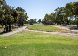 Mt Martha Public Golf Course - Hole 14