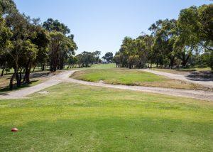 Mt Martha Public Golf Course - Hole 14