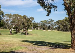 Mt Martha Public Golf Course - Hole 9