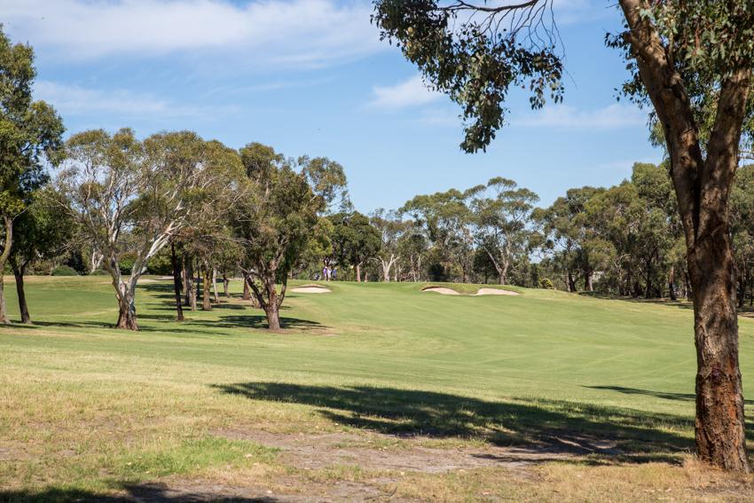 Mt Martha Public Golf Course - Hole 9