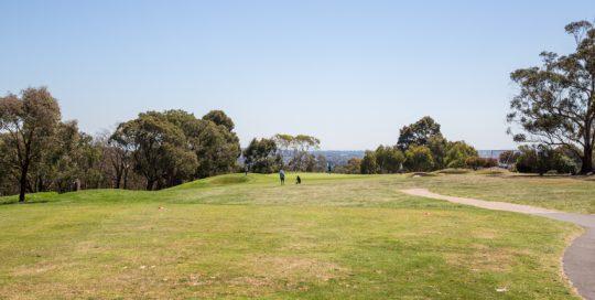 Mt Martha Public Golf Course - Hole 3