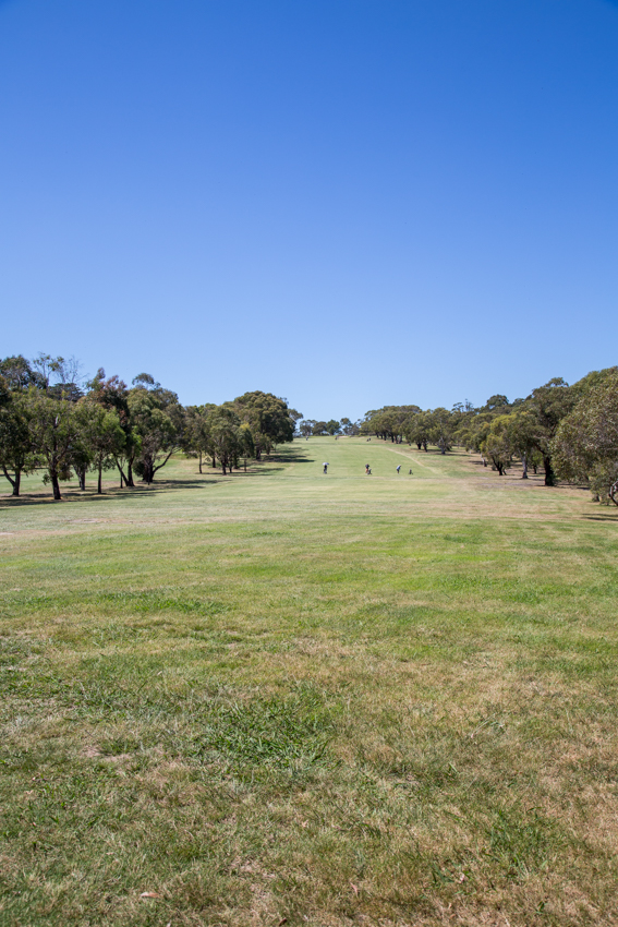 Mt Martha Golf Course - Hole 4