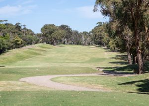Mount Martha Public Golf Course 15th Fairway